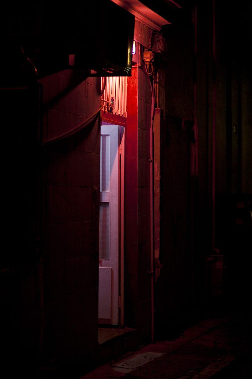 Der nähe in laufhaus Laufhaus Roma